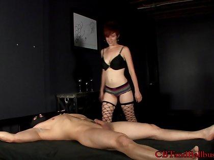 Sexy sluttie Ryanne Redd in nasty bdsm bondage and fetish adventure