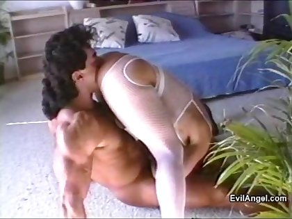 Lovable cougar gets cum on her nice ass after getting her pussy licked then slammed hardcore